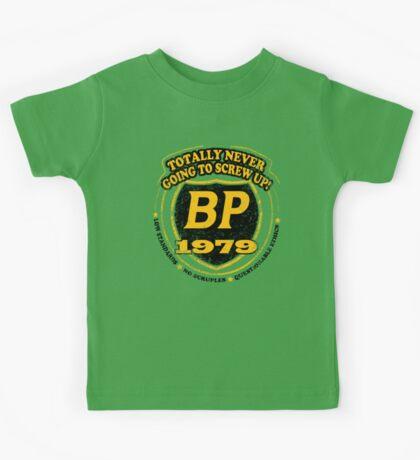 Retro BP Shirt Kids Tee