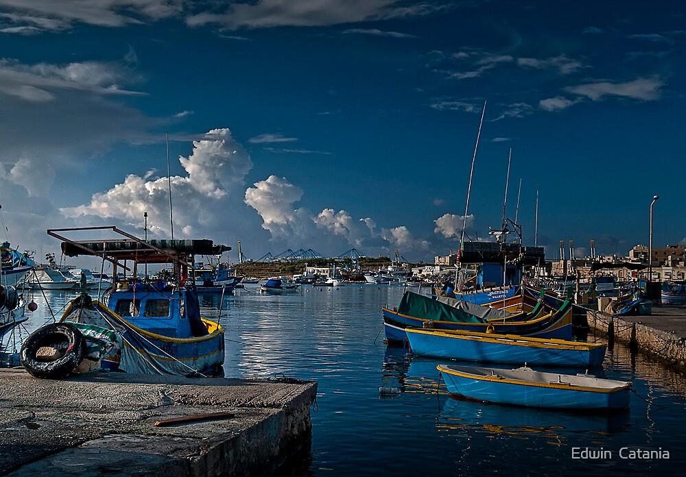 M'Xlokk -- September Morn (Malta) by Edwin  Catania