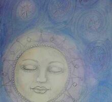 Moon by Jen Hallbrown