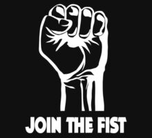Join The Fist (in white) by Azpackersfan13