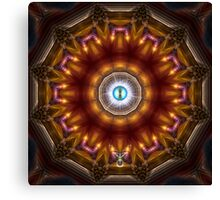 The Watching Eye Canvas Print