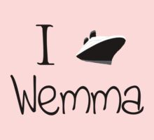I Ship Wemma! Kids Clothes