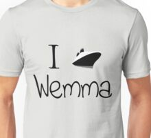 I Ship Wemma! Unisex T-Shirt