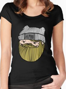 Adventure Time - Finn The Human Women's Fitted Scoop T-Shirt