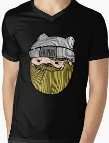 Adventure Time - Finn The Human Mens V-Neck T-Shirt