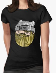 Adventure Time - Finn The Human Womens Fitted T-Shirt
