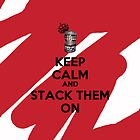 THE ART OF STACKING BANGLES - Keep Calm by eL7e