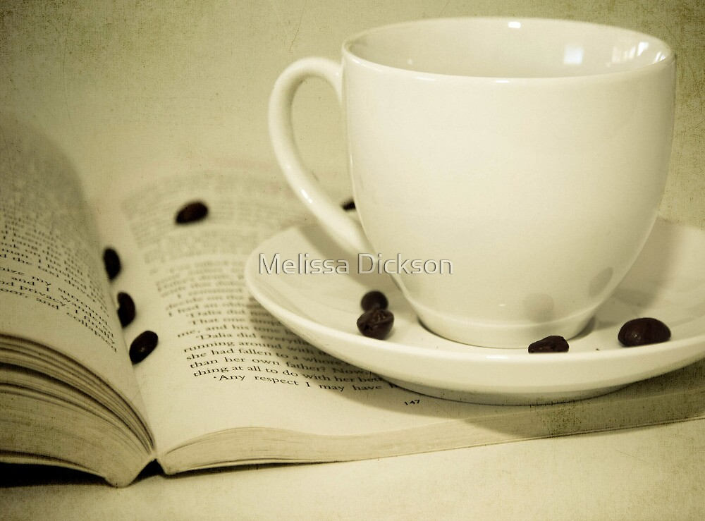 Coffee Collection 30 by Melissa Dickson