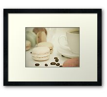 Coffee Collection 31 Framed Print