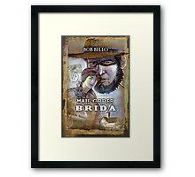 Mail Order Brida Framed Print