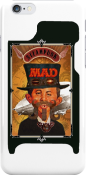 Steampunk MAD by Russell Lang