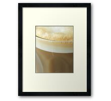 Coffee Collection 7 Framed Print