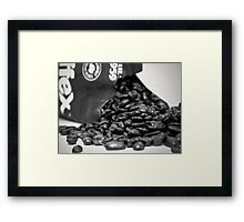 Coffee Collection 24 Framed Print