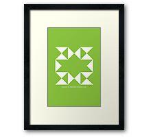 Design 187 Framed Print
