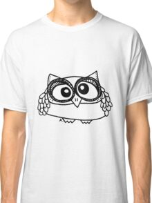 Owl number 13 Classic T-Shirt