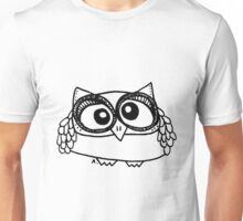 Owl number 13 Unisex T-Shirt