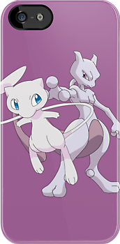 Mew(two) Evol by kjharmon3