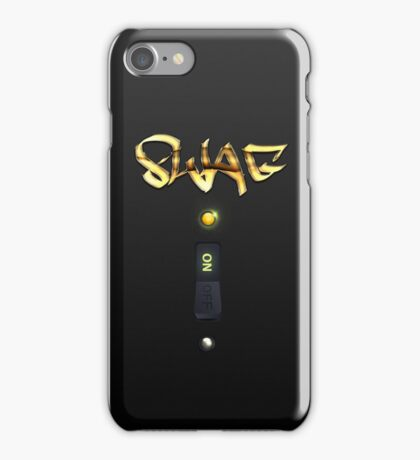 Graffiti SWAG ON Switch iPhone Case iPhone Case/Skin