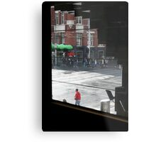 City Intersection Metal Print