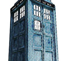Comic TARDIS by undesirable