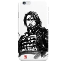 the last samurai iPhone Case/Skin