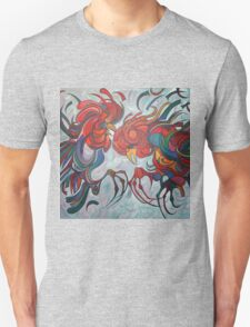 Flying Feathers T-Shirt