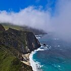 Bixby Creek View, Big Sur by Stephanie Macwhorter