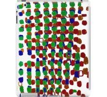 Squares 2 iPad Case/Skin