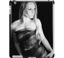 Portrait of an Actress by Aquinas iPad Case/Skin
