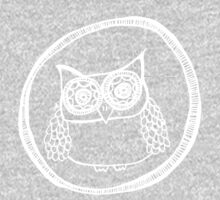 Owl number 11 - white One Piece - Short Sleeve