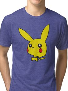 pokemon bunny Tri-blend T-Shirt