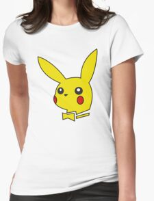pokemon bunny Womens Fitted T-Shirt