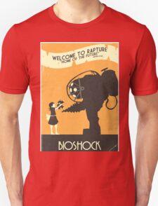 Bioshock Poster T-Shirt