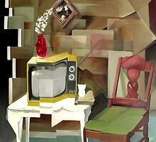 T.V. Time by Bill Chodubski