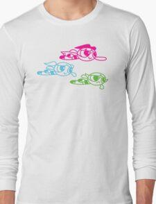 powerpuff Long Sleeve T-Shirt