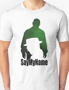 S5E7 Say my name Unisex T-Shirt