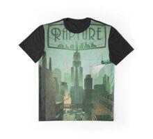 Bioshock Poster Graphic T-Shirt