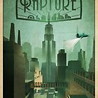 Bioshock Poster by ScienceBitch