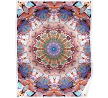 Abstract of Nature Colors Poster