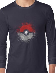 Poke'ball Long Sleeve T-Shirt