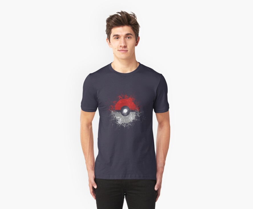 Poke'ball by amicablesoul