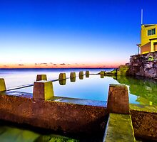 Coogee Sea Pool by David Haworth