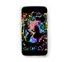 Alice has gone Psychedelic  Samsung Galaxy Case/Skin