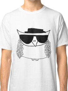 Heisenberg, the owl Classic T-Shirt