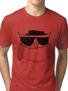 Heisenberg, the owl Tri-blend T-Shirt