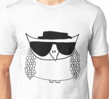 Heisenberg, the owl Unisex T-Shirt
