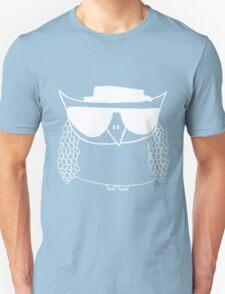 Heisenberg, the owl -white T-Shirt