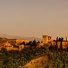 Alhambra by Paul Tait
