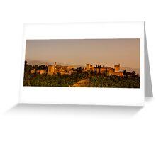 Alhambra Greeting Card