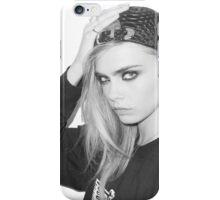 Cara Delevingne 2 iPhone Case/Skin